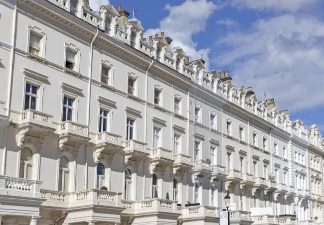 Kensington terrace