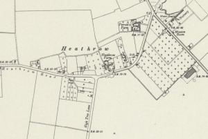 The Village of Heathrow in 1938