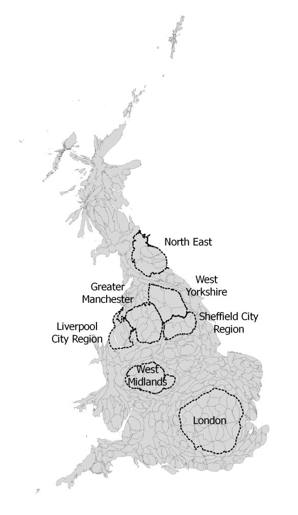 UK cartogram City Regions3